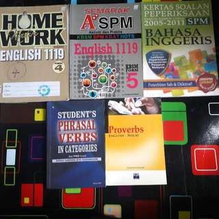 SPM English Reference Book (Form 4 & 5)