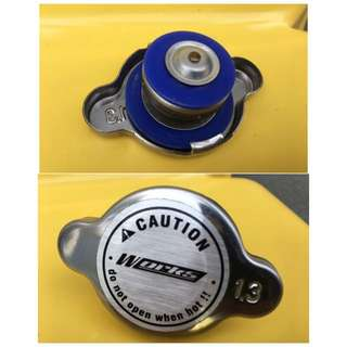 Works Radiator Cap