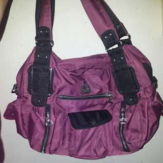 Purple Handbag