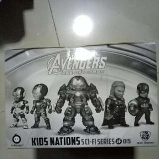 Avengers Full Set Collection