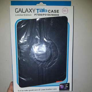 Galaxy Tab Leather Case 10.1 For P7500/P5100/N8000