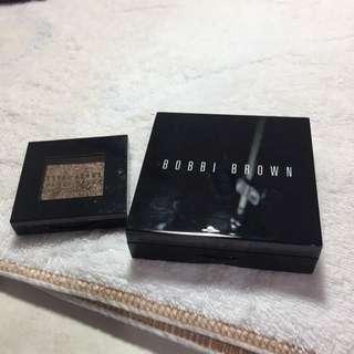 Bobbi Brown星紗眼顏彩盤+晶鑽眼影