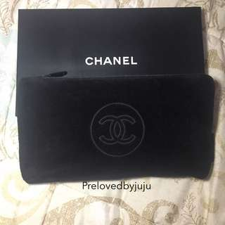 Chanel Make Up Pouch