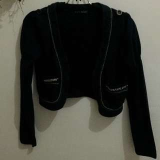 Navy Blue Outer