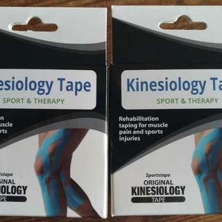 Kinesiology Sports Tape 5cm X 5m Roll