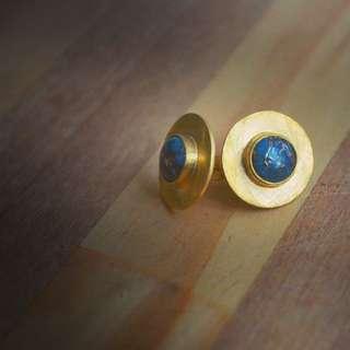 Mae Philippe Turquoise Stud Earrings