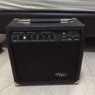 MK EG-15 Amplifier