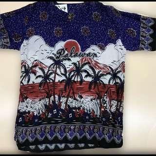 Men's Summer Polo/Hawaiian Shirt