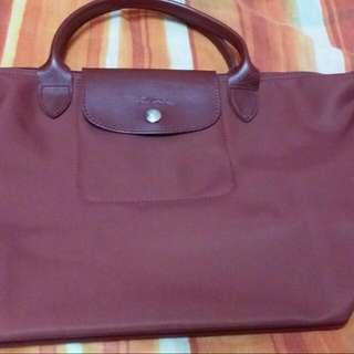 Pre Loved Planetes Longchamp