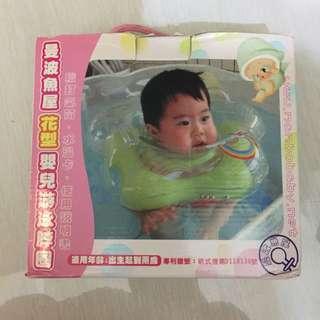 嬰兒游泳脖子泳圈