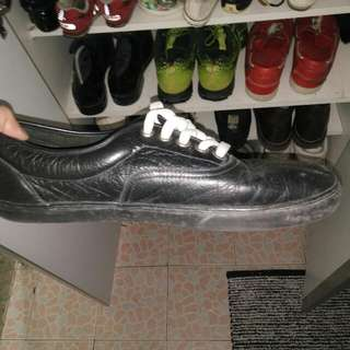 vans ERA leather