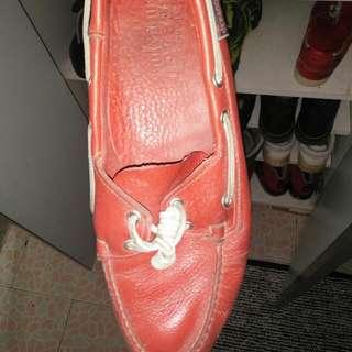 SEBAGO leather dock shoes