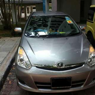 Toyota Wish 1.8A For Sale