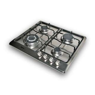 Tecno 60cm Built-In Cooking Hob with Safety Valve TZ 4000SV
