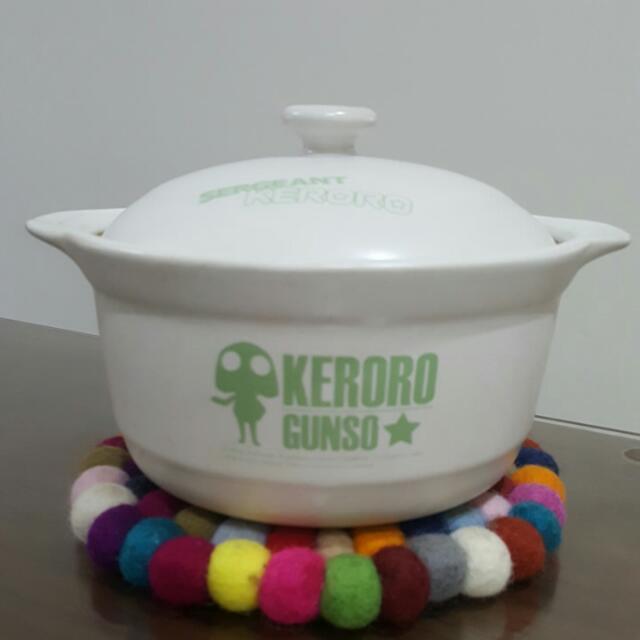 日本軍曹陶鍋
