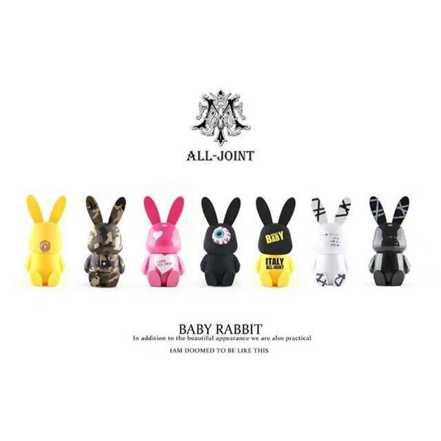 🍼ALL JOINT BABY RABBIT系列 奶嘴兔 🍼