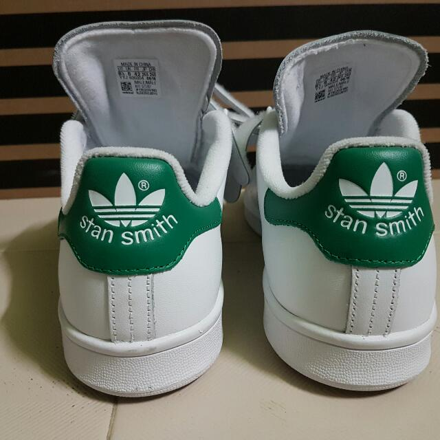 Authentic Stan Smith Green Men s Fashion Footwear on Carousell Source · Ayako Fashion Vs 06