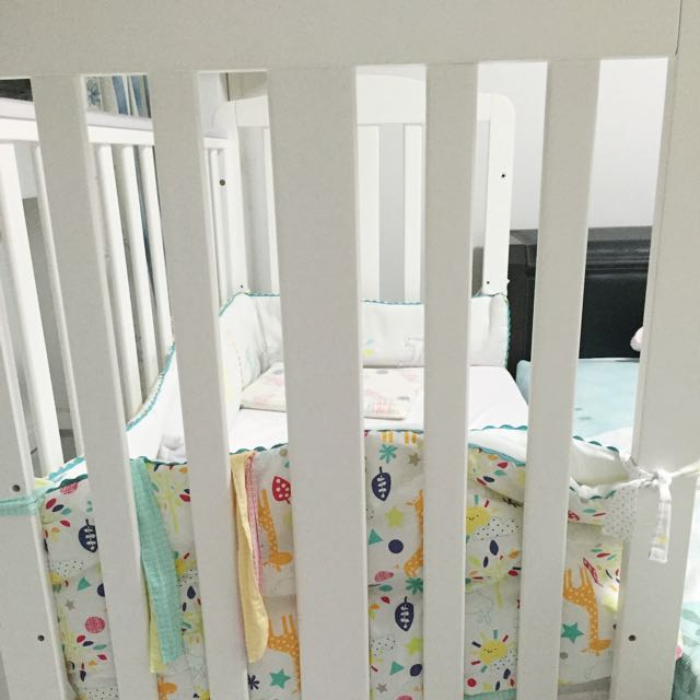 Baby Cot For Sell ( Bought from Mothercare)