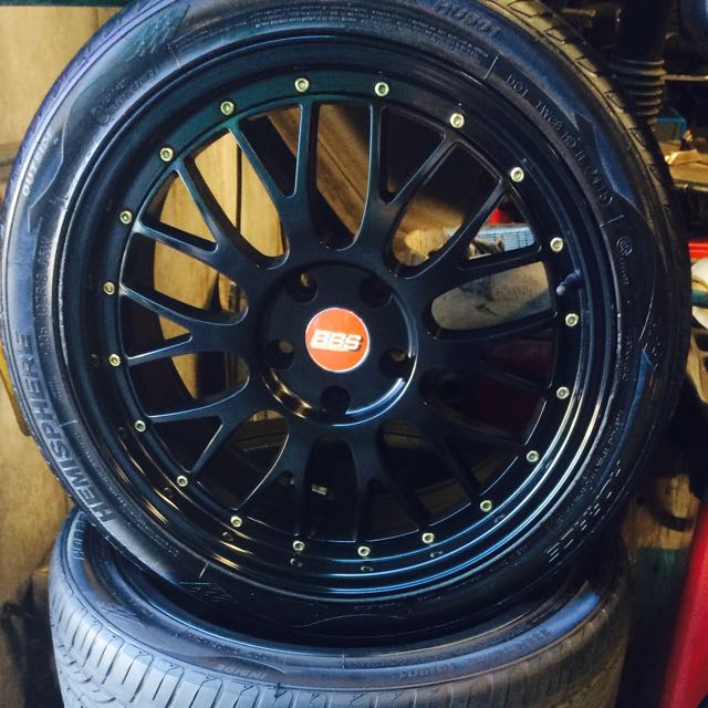 BBS LM Style Rims