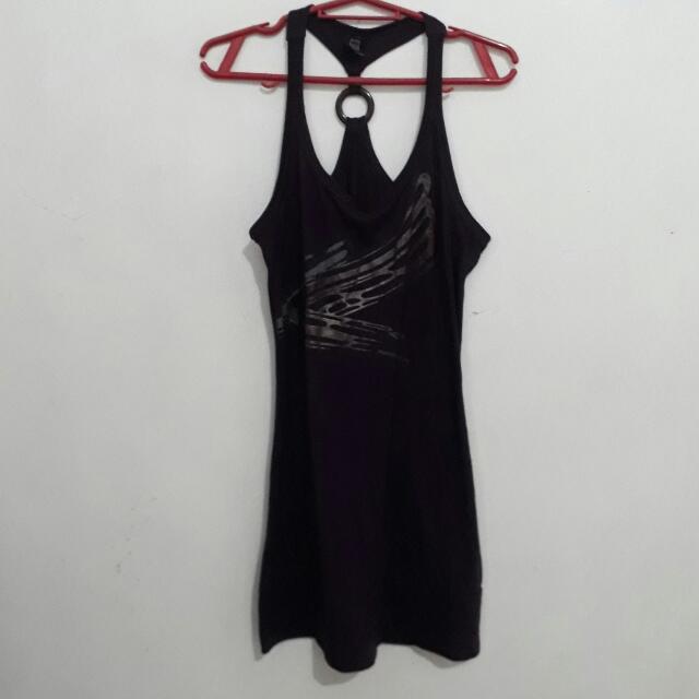 BNY mini dress top