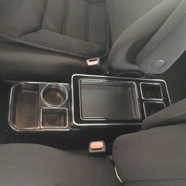 Car Center Console Storage Ideal For Voxy Noah Estima Etc Car