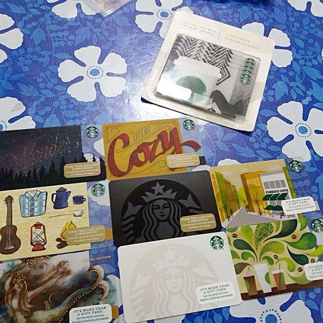 Looking For Cheap Starbucks Cards