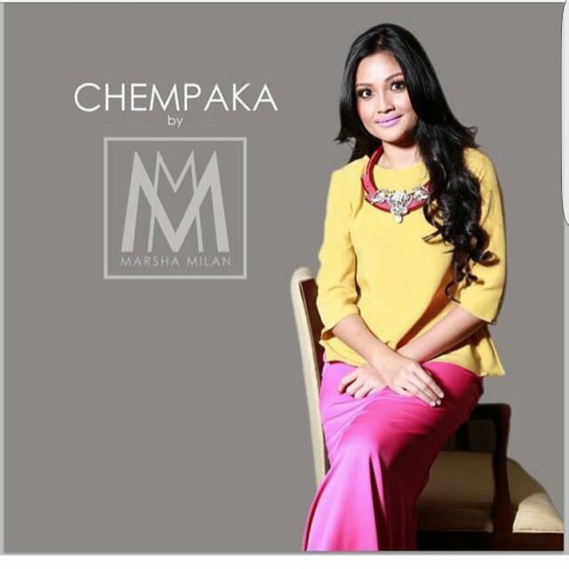 Reduced!Chempaka By Marsha Milan