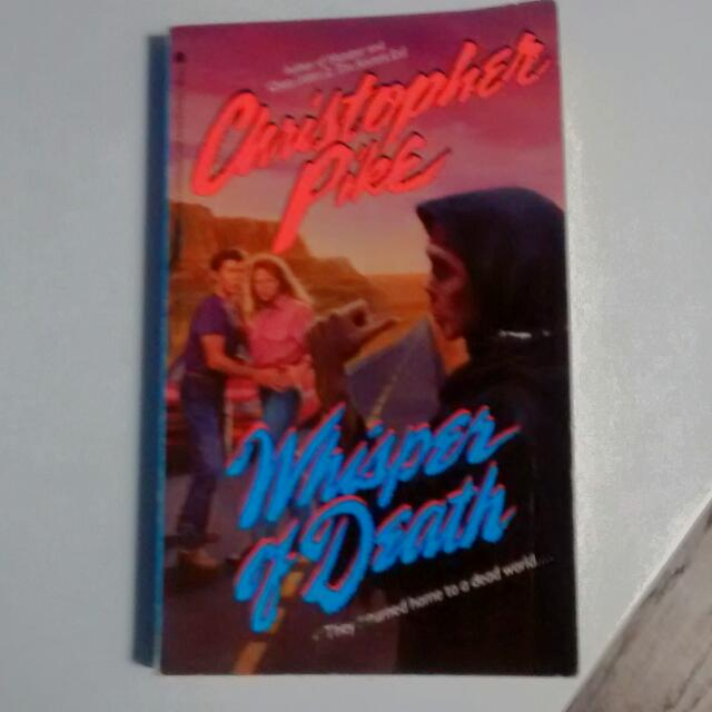 Christopher Pike- Whisper Of Death