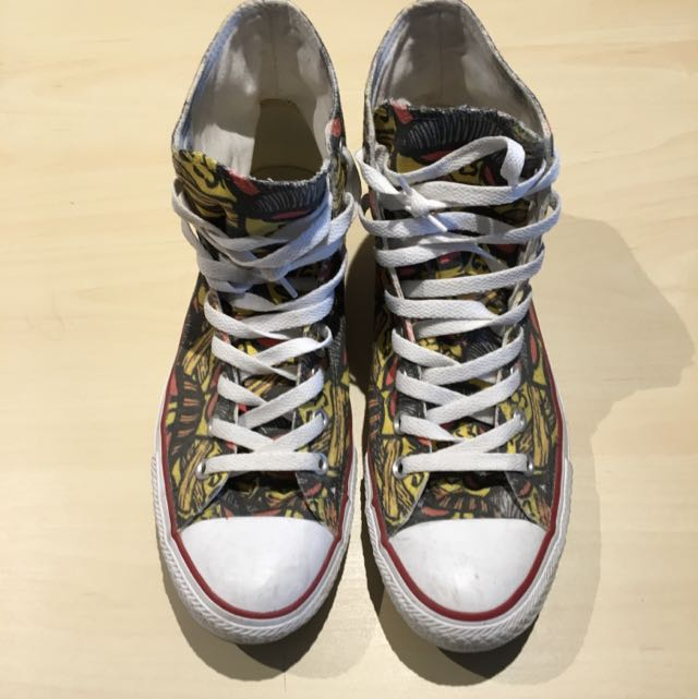 Converse High Cut Customs