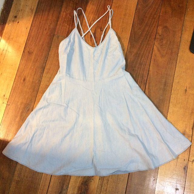 Denim Dress (negotiable)