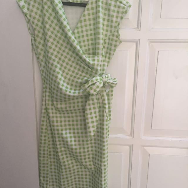 Dress Cantik - Green