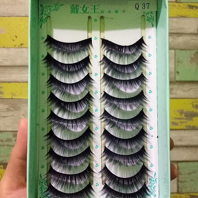 Eyelashes Korea - Q37