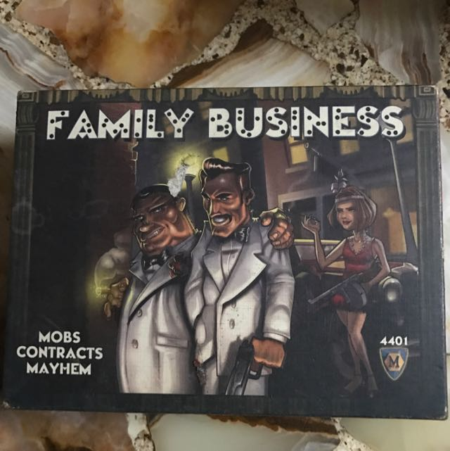 Family business card game toys games board games cards on photo photo photo photo photo colourmoves