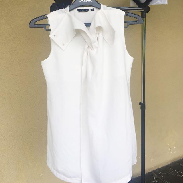 FIXED PRICE WHITE TOP (tdk Termasuk Ongkir) Yg Tawar Bakal Di Block