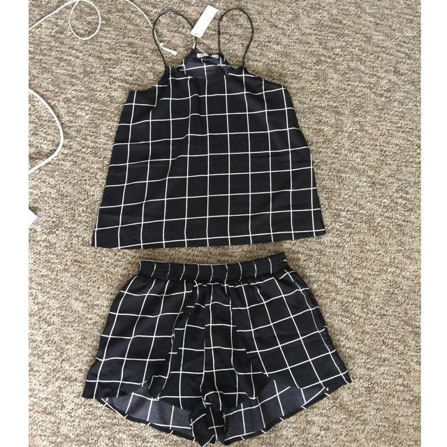 Grid Two Piece