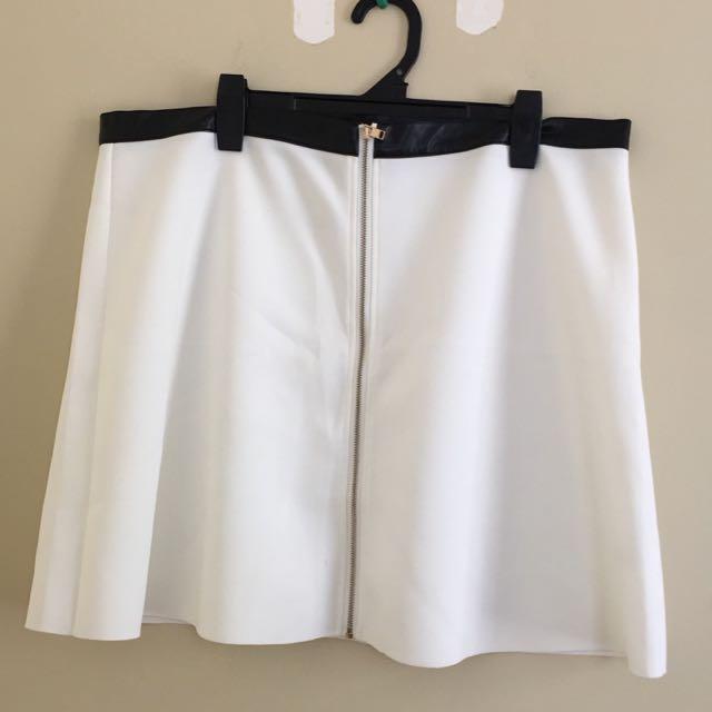 High Waisted Skirt Size 16