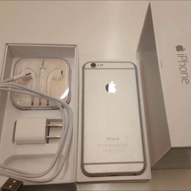 iPhone 6 16gb Fido