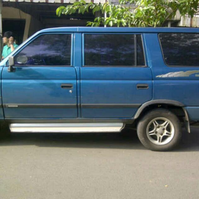 Isuzu Panther Grand Royal Thn 1997 Biru Muda