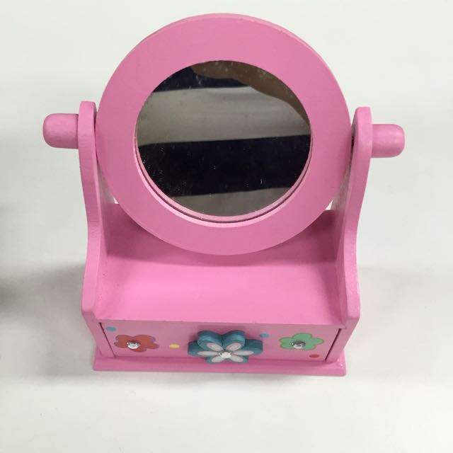 Jewellery Display Holder Mirror