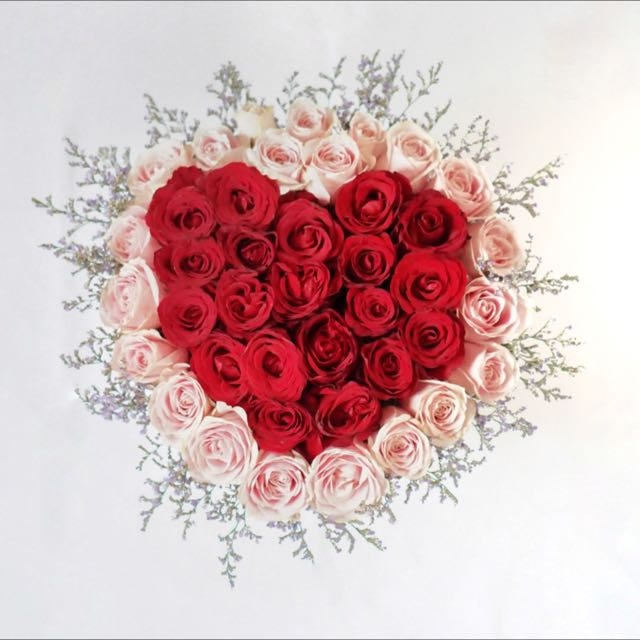 Jual Hand Bouquet & Bloom Box