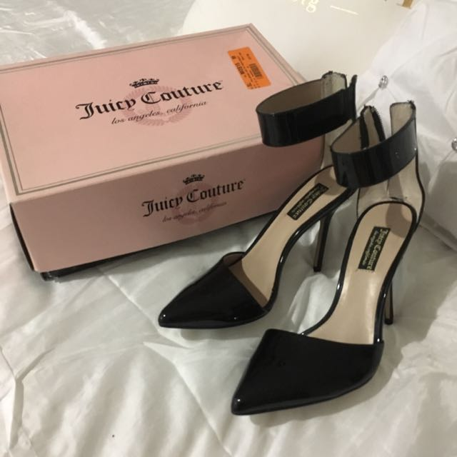 Juicy Couture Heels Size 7