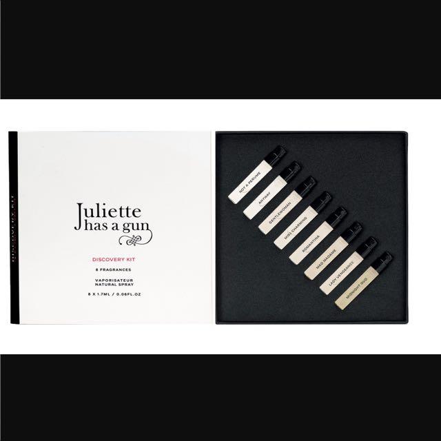 Juliette has a gun試管香水