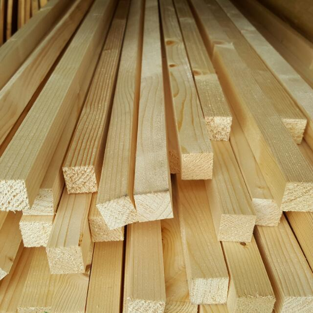 Kayu Pine Baru 20mm X Home Furniture Others On Carou