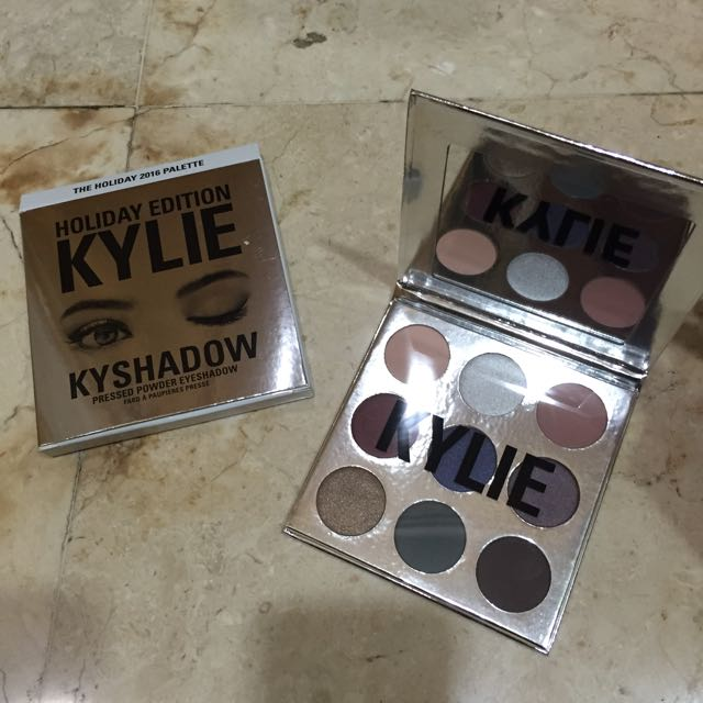 Kyshadow Kylie Cosmetics Holiday Edition
