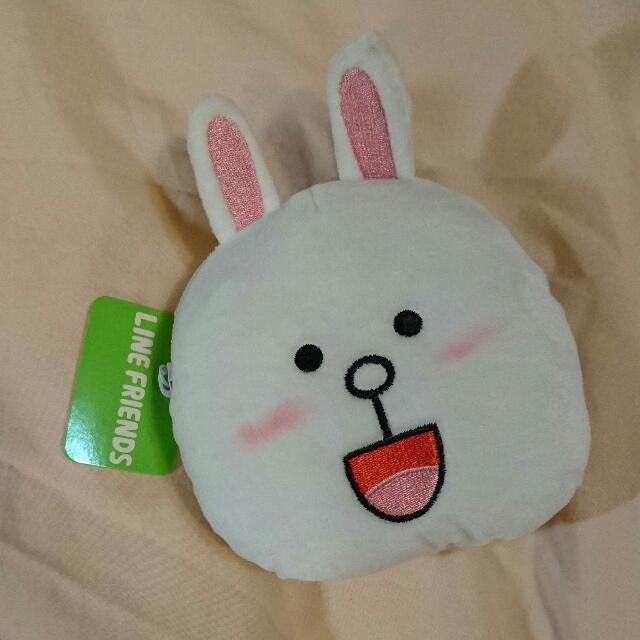 LINE兔兔 正版錢包 可放悠遊卡