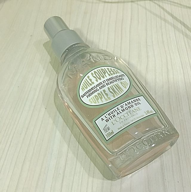Loccittane Supple Skin Oil