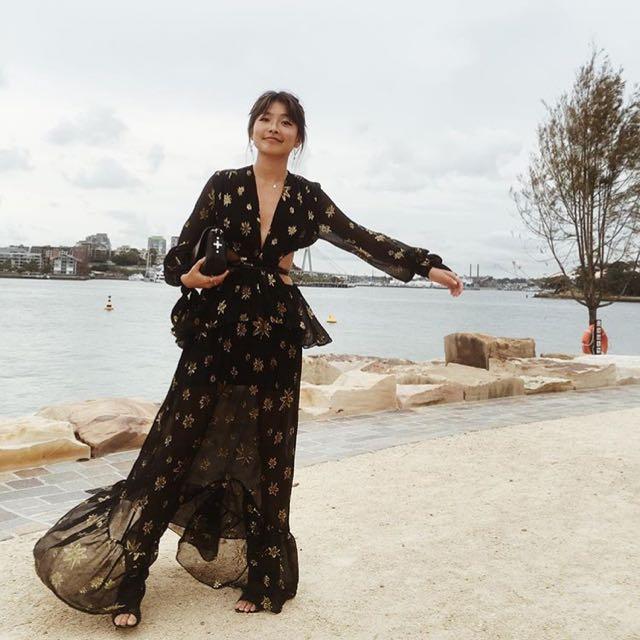 LOOKING TO BUY [NOT SELLING]: Bec & Bridge Astral Dancer Gown