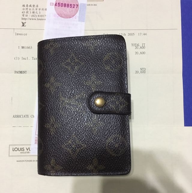 LOUIS VUITTON M61663