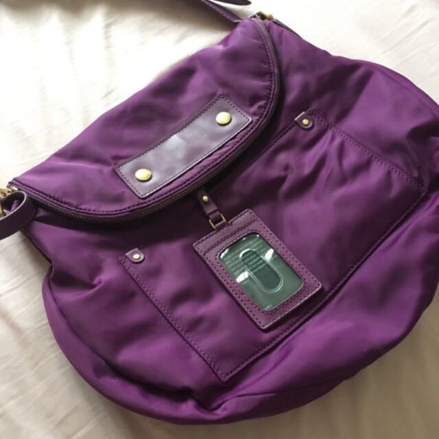 Marc Jacobs Nylon Crossover Bag