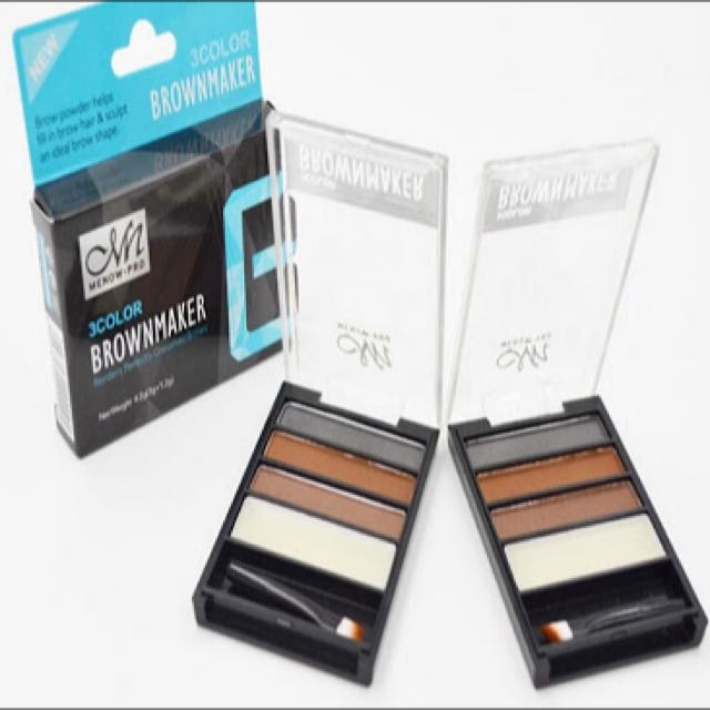 Menow 3color Browmaker